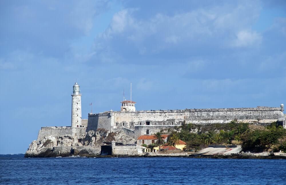 Castillo de los Tres Santos Reyes Magos del Morro