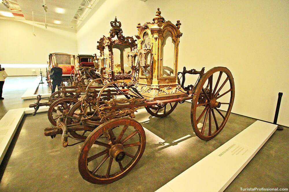 carruagem antiga portugal - Conheça o Museu Nacional dos Coches em Lisboa