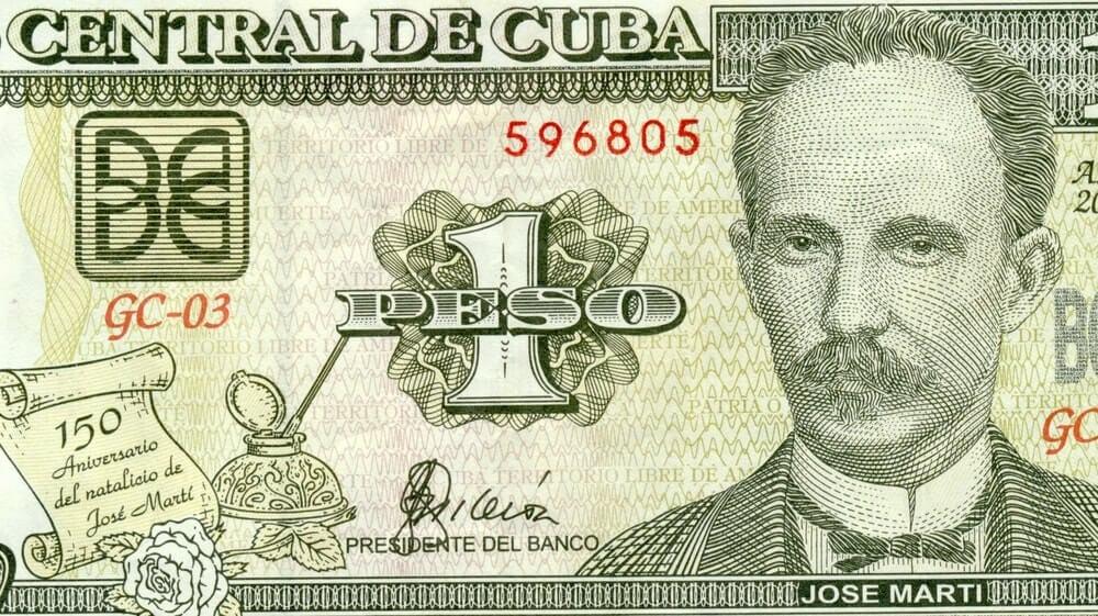 Dinheiro de Cuba