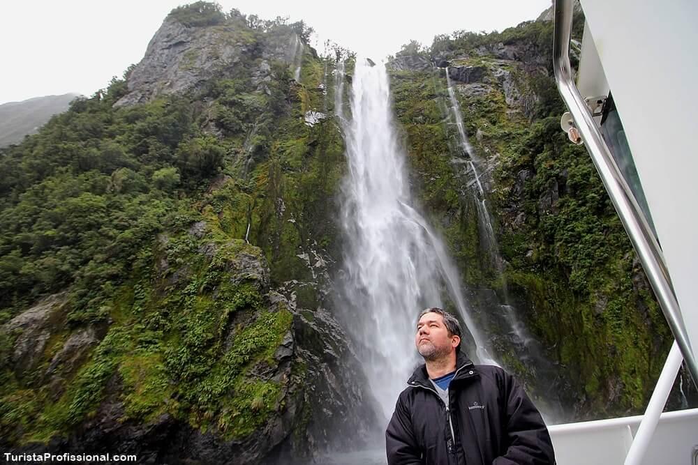 fiorde na Nova Zelândia