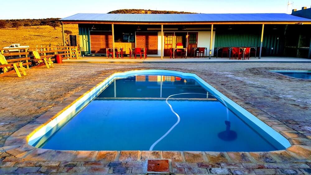 Hotel na África do Sul