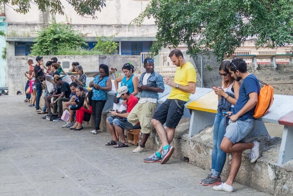 Internet em Cuba