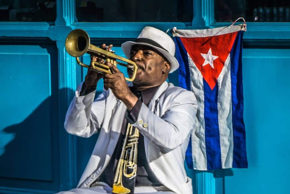 festival de jazz em Cuba