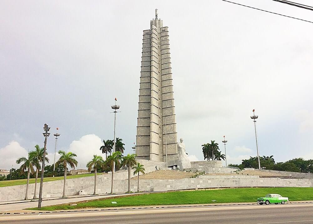 memorial jose marti havana cuba