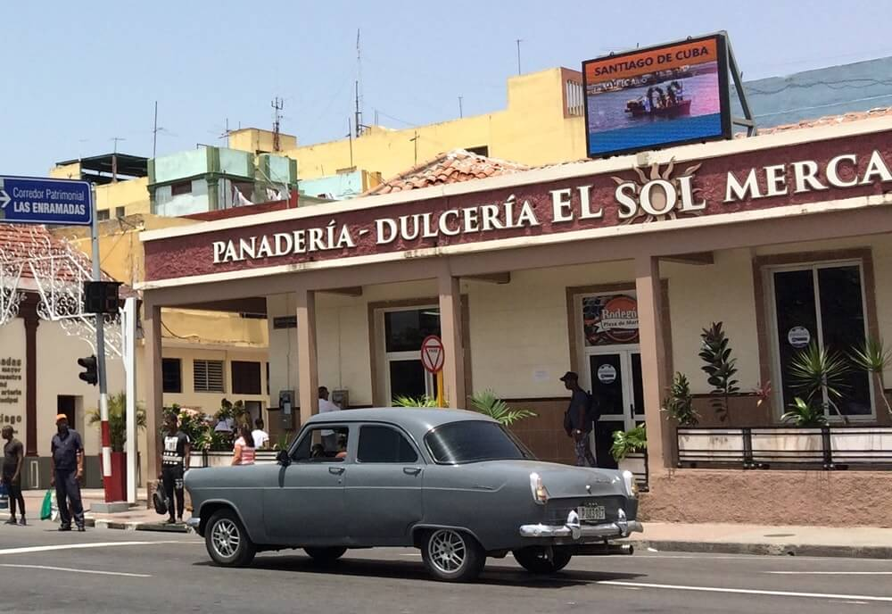 compras de mercado em Cuba