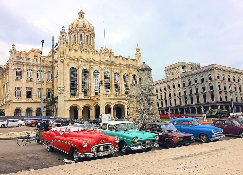 museo da revolucao havana - Como é viajar para Cuba sozinha