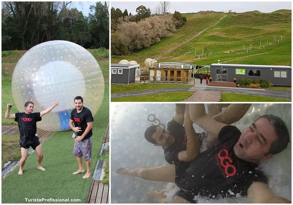 O que fazer em Rotorua: OGO