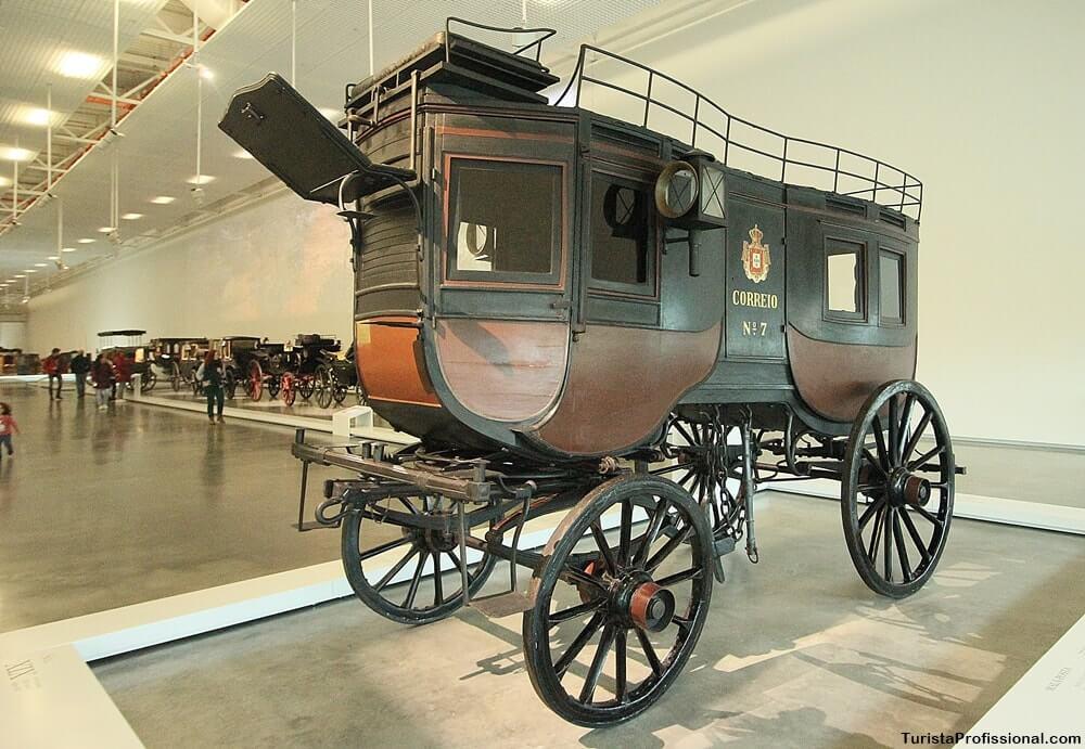 pontos turisticos de lisboa - Conheça o Museu Nacional dos Coches em Lisboa