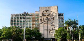 Praça da Revolução Havana