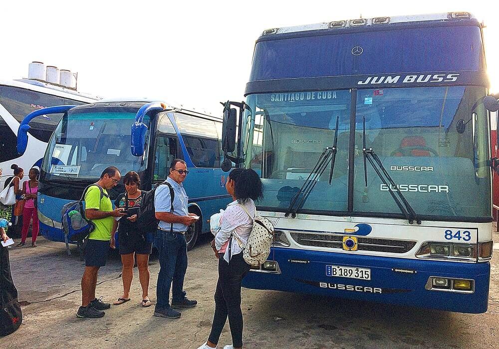 transporte em cuba - Roteiro de 12 dias em Cuba