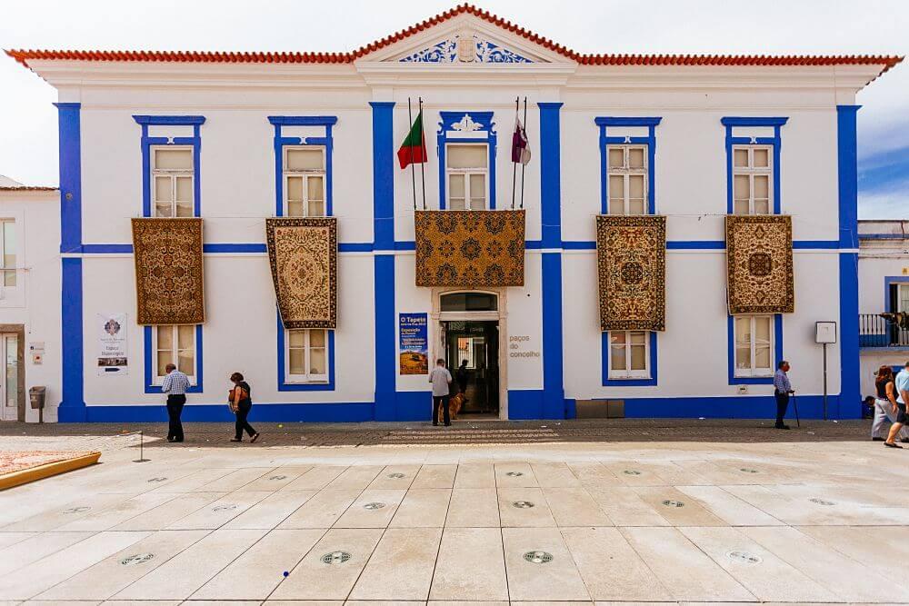 Camara Municipal de Arraiolos