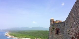 castillo del morro Santiago de Cuba