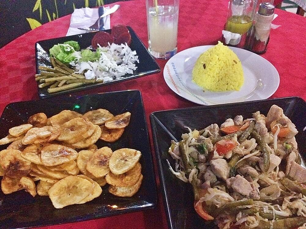 preço de alimentação em Cuba