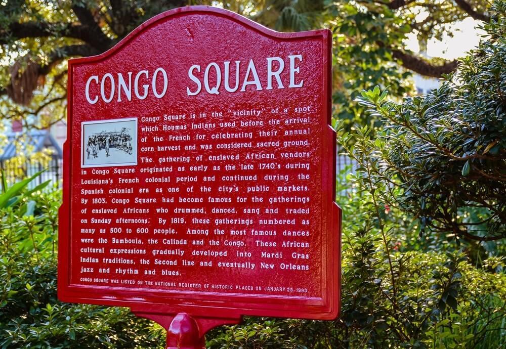 congo square vodu em new orleans