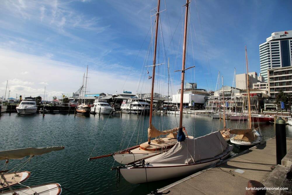 harbour de auckland - O que fazer em Auckland: principais pontos turísticos