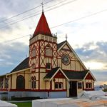 igreja maori rotorua nova zelandia
