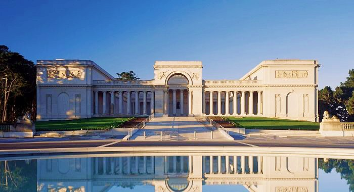 legion of honor em San Francisco