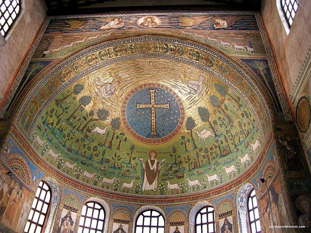 mosaicos de Ravena