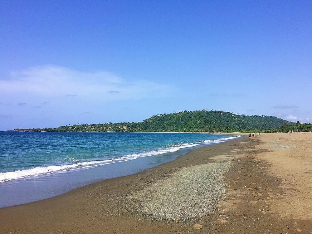 praia baracoa cuba