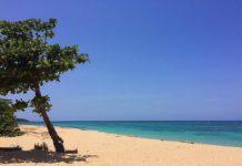 praia em baracoa cuba
