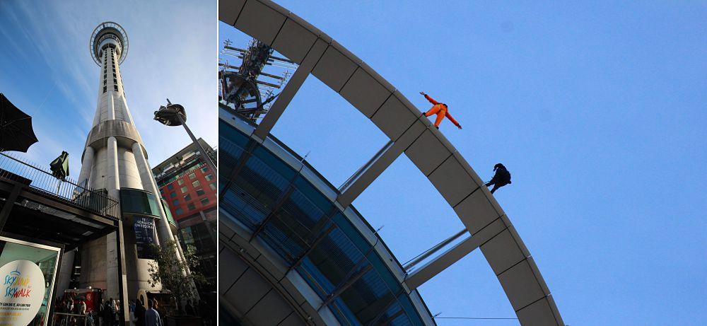 sky tower auckland - O que fazer em Auckland: principais pontos turísticos