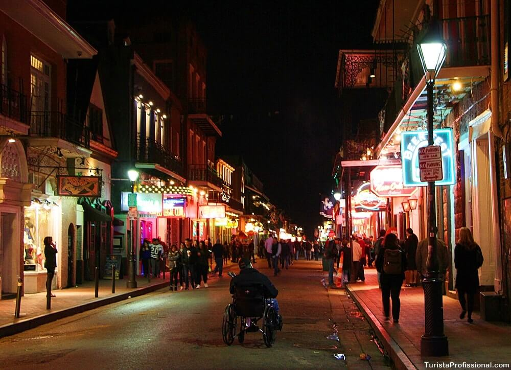 vida noturna em new orleans - Como é a vida noturna em New Orleans