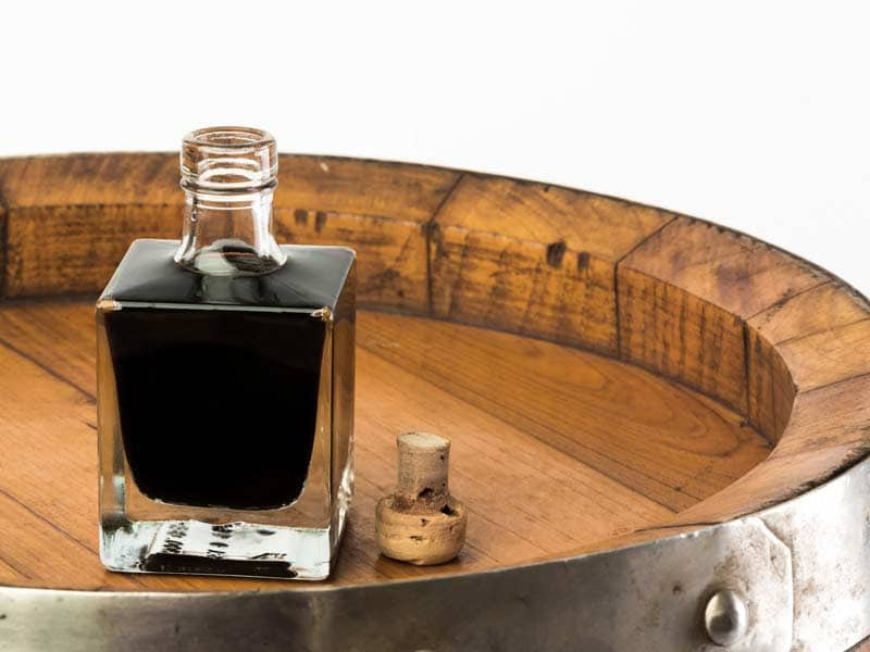 vinagre de modena - Vinagre balsâmico de Modena