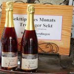 Amostras de vinhos alemães