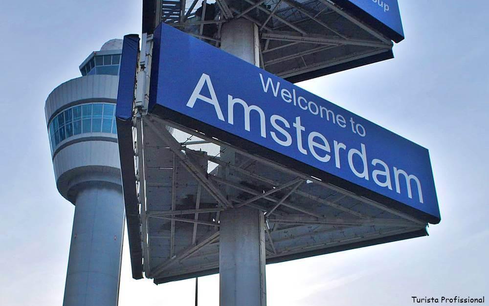 Aeroporto Internacional de Amsterdam - Aeroporto de Amsterdam: dicas e curiosidades