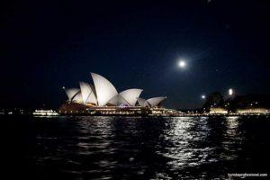 Sydney de noite
