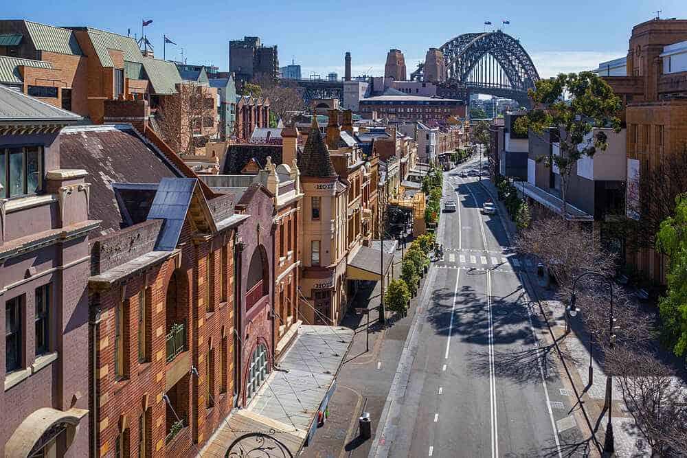 The Rocks Sydney - O que fazer em Sydney: principais pontos turísticos