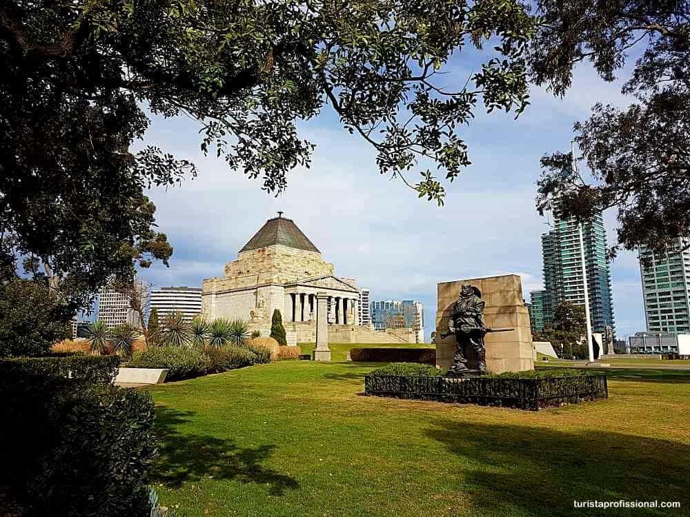 atrações de Melbourne