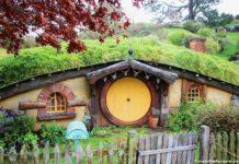 casinhas de hobbiton