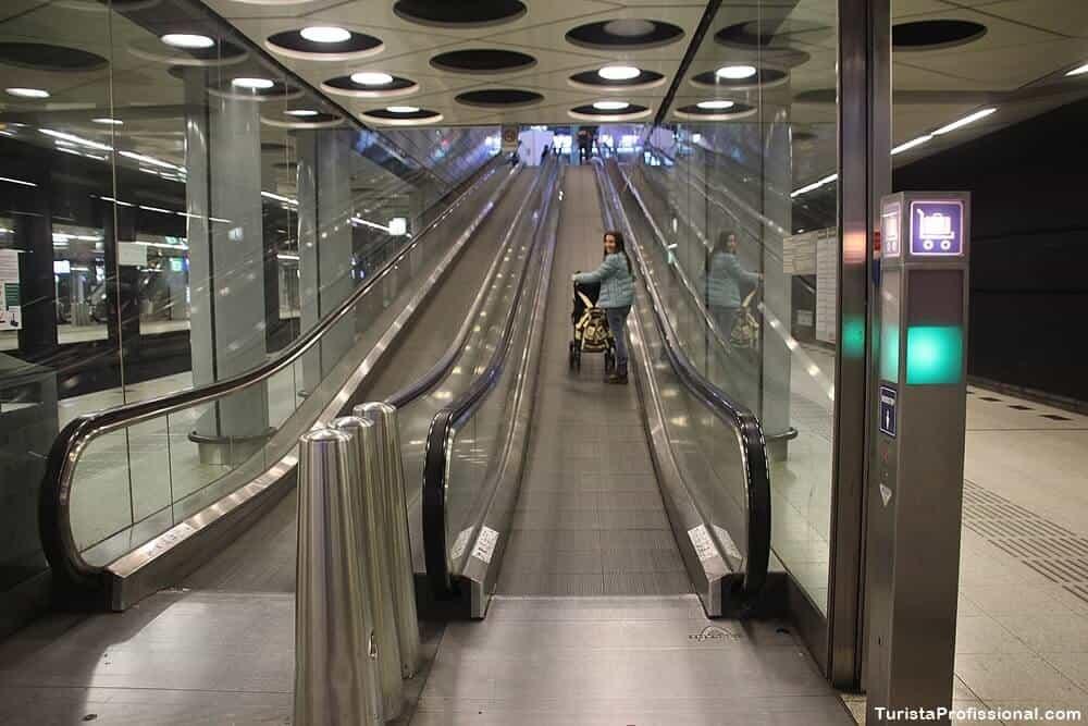 como sair do aeroporto de amsterdam - Aeroporto de Amsterdam: dicas e curiosidades
