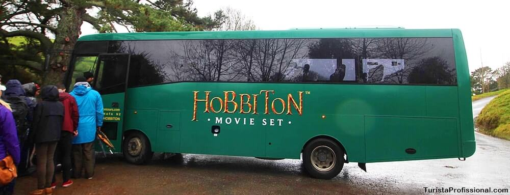como visitar hobbiton
