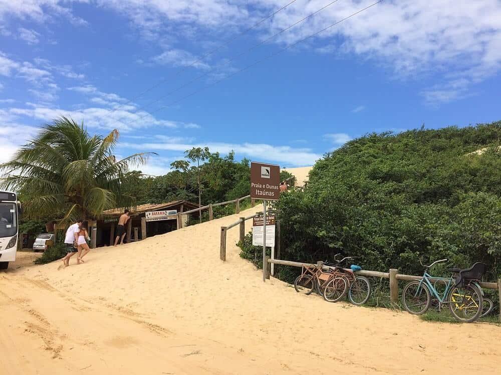 dunas de itaunas
