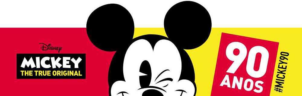 História do Mickey Mouse