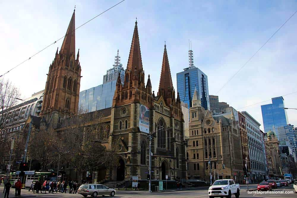 igreja em Melbourne
