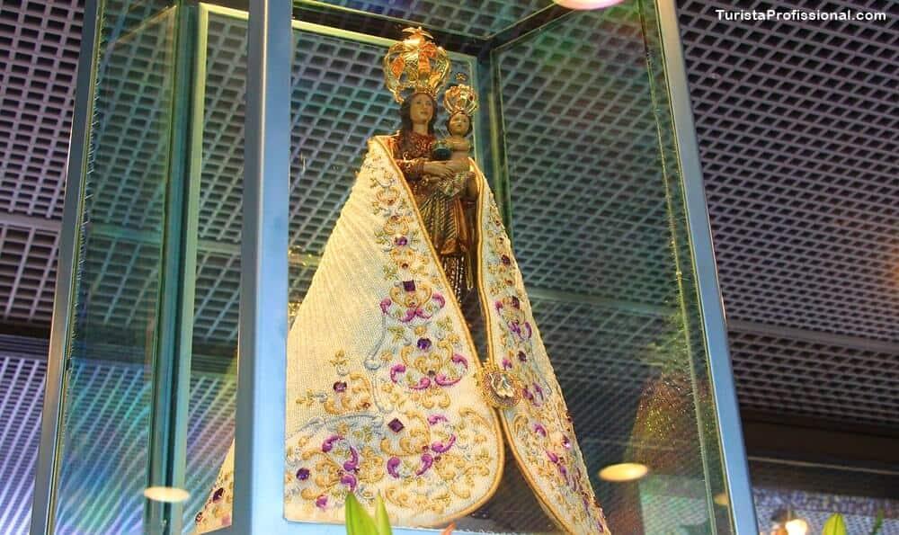 imagem peregrina - Círio de Nazaré em Belém: o que é e como é o  - roteiro completo