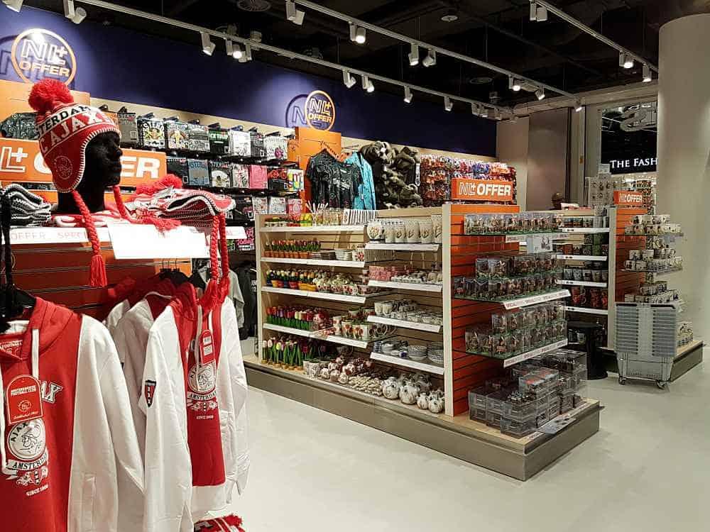 lojas aeroporto amsterdam - Aeroporto de Amsterdam: dicas e curiosidades