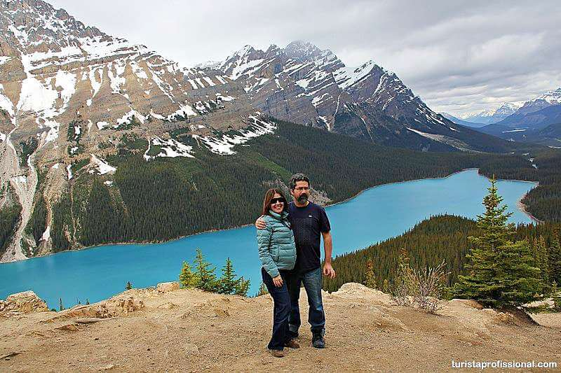 peyto lake canada - Parque Nacional de Banff: quando ir?