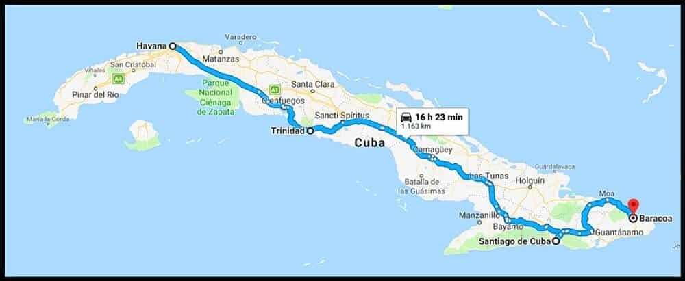 roteiro de 12 dias em cuba - Roteiro de 12 dias em Cuba