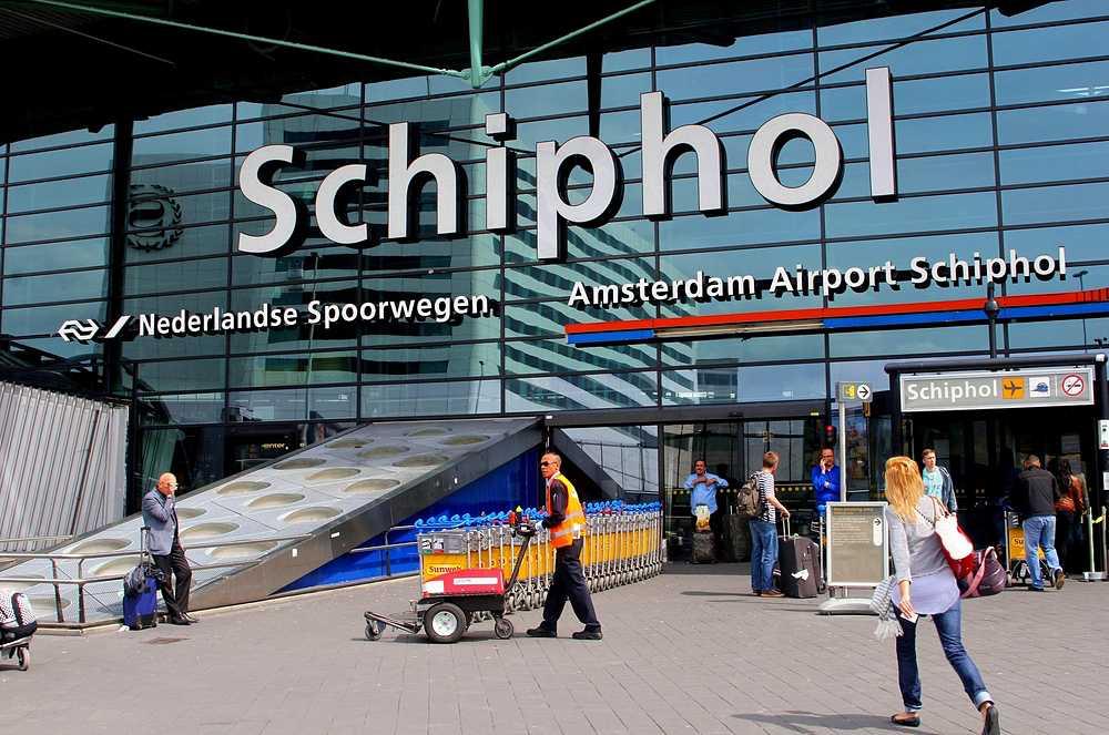 Aeroporto de Amsterdam