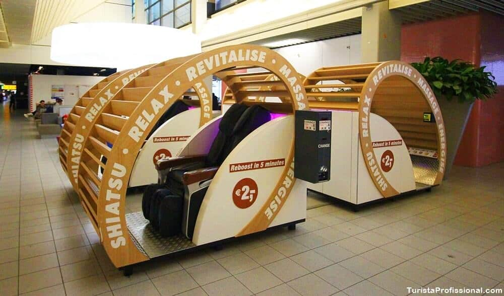servicos aeroporto amsterdam 1 - Aeroporto de Amsterdam: dicas e curiosidades
