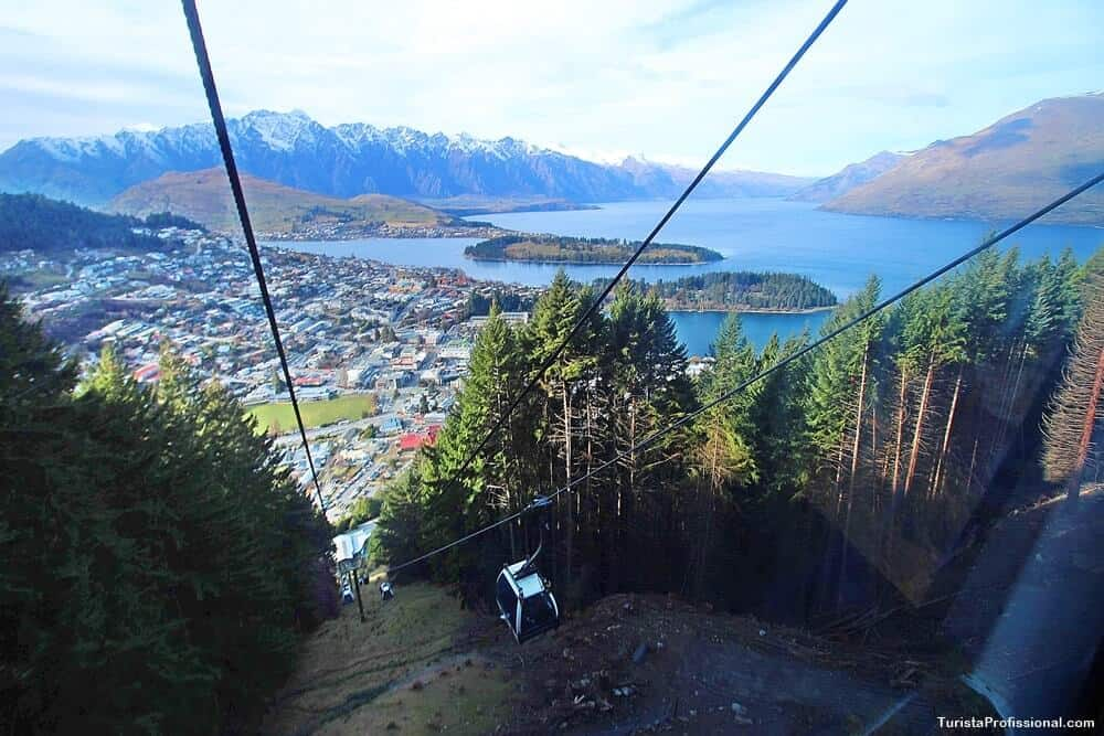 teleferico de queenstown