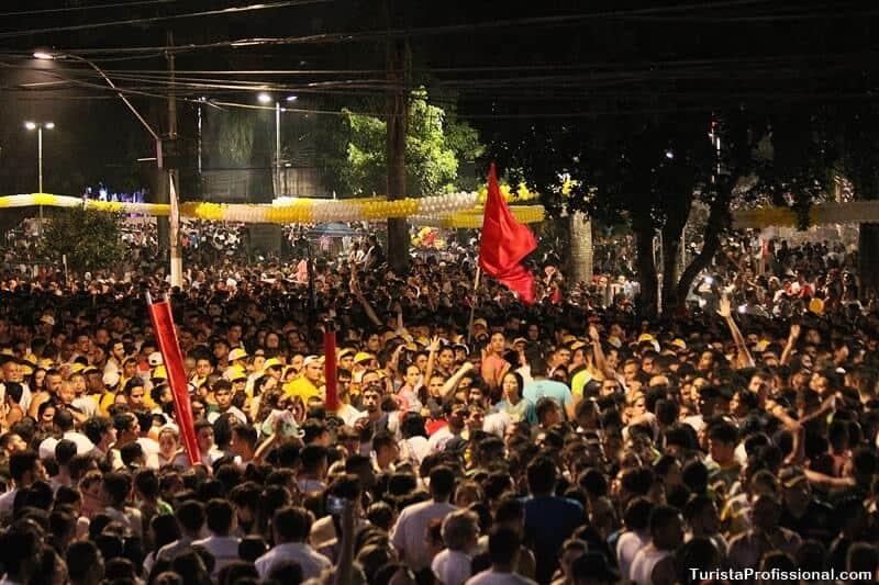 círio de Nazaré Características da festa