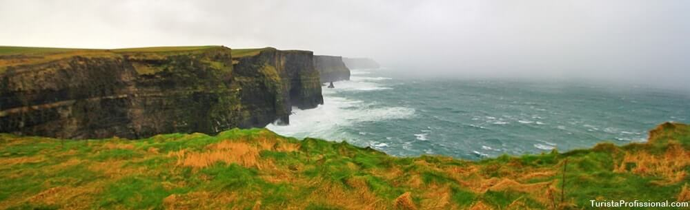 cliffs or moher - Dicas para visitar o Cliffs of Moher na Irlanda