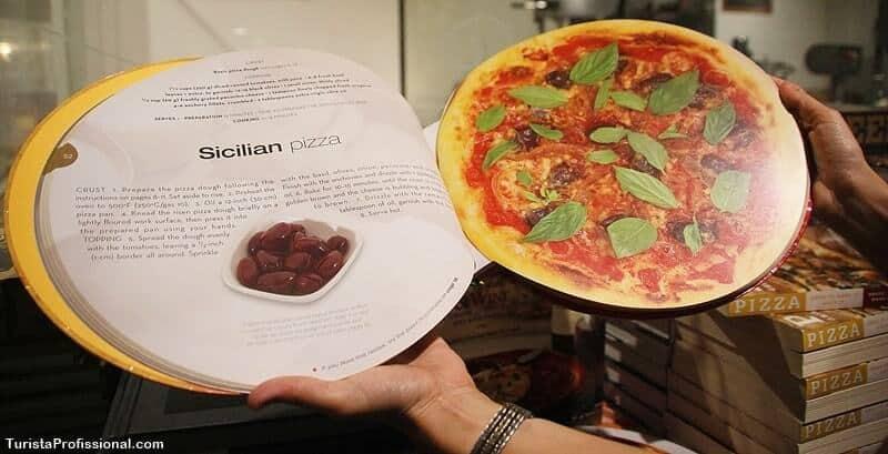 pizza em novaa york