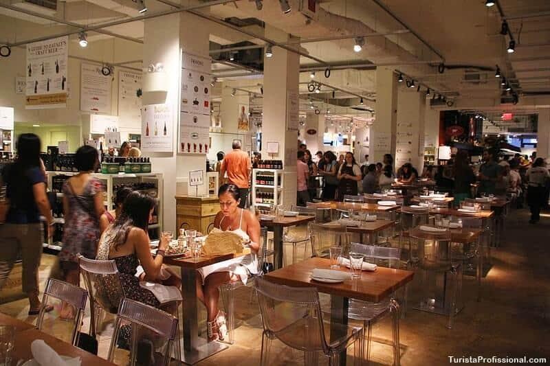 eataly em nova york - Desfrute das unidades do Eataly em Nova York