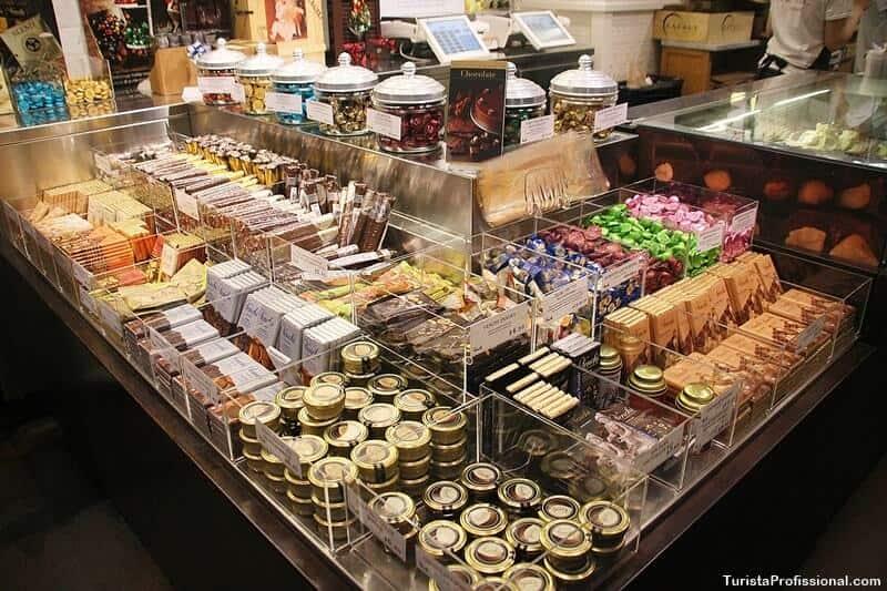 produtos italianos em nova york